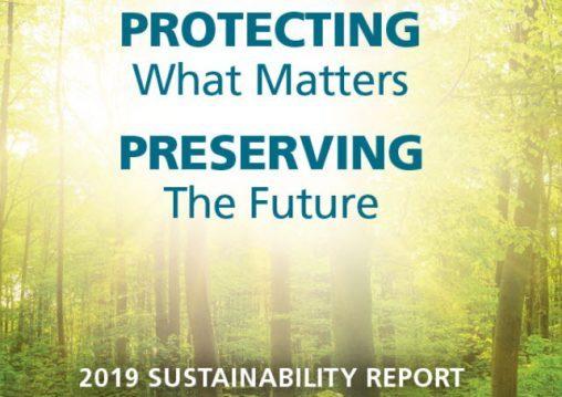 2019 Sustainability